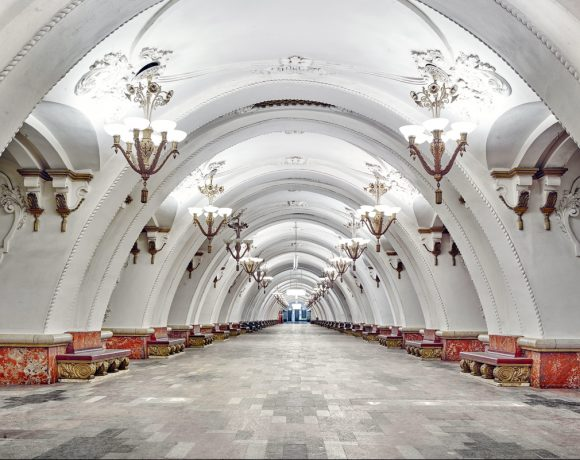 Arbatskaya_Metro_Station_Moscow_8x10