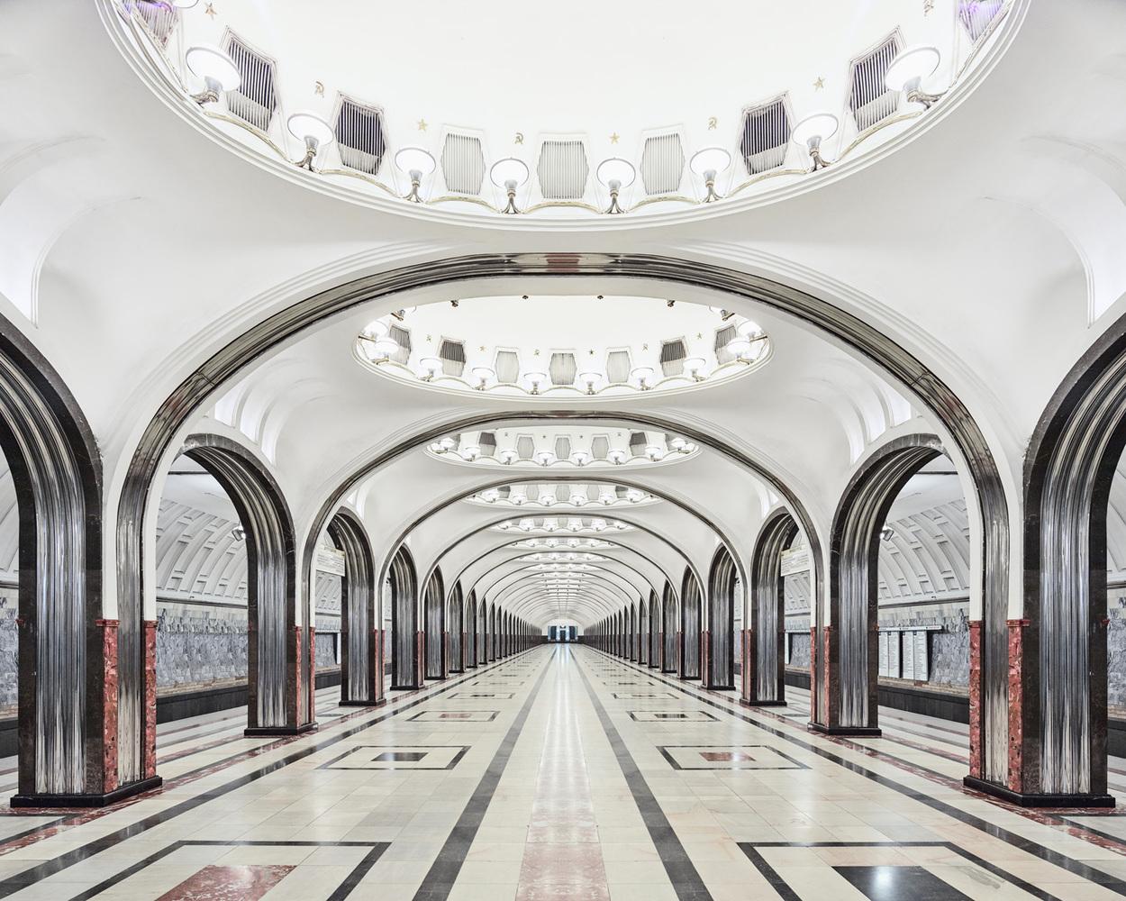 Mayakovskaya_Station__Moscow__Russia__2014