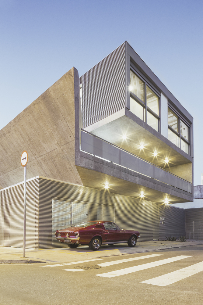 Bruno Candiotto / Workshop House / PAX.ARQ