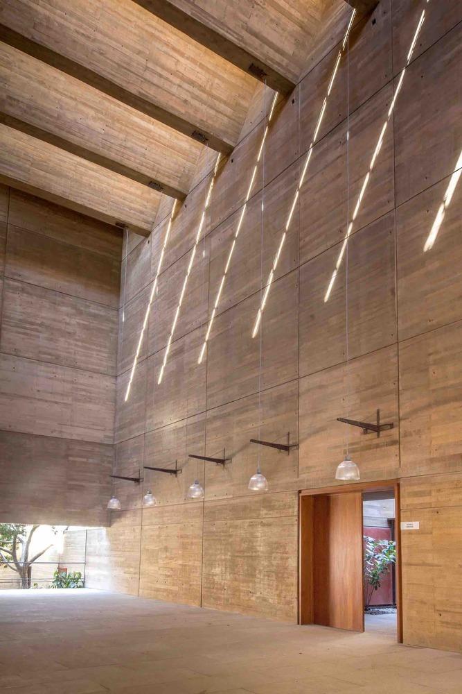 Élena Marini Silvestri / Oaxaca's Historical Archive Building / Mendaro Arquitectos