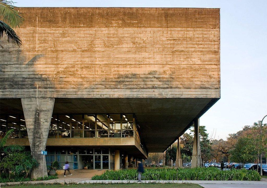 Fernando Stankuns / Faculty of Architecture and Urbanism, University of São Paulo (FAU-USP) / João Vilanova Artigas and Carlos Cascaldi