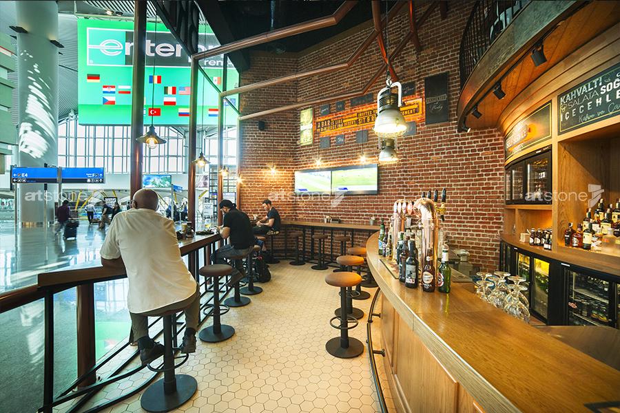 Brewmark | Dış Hatlar Terminali