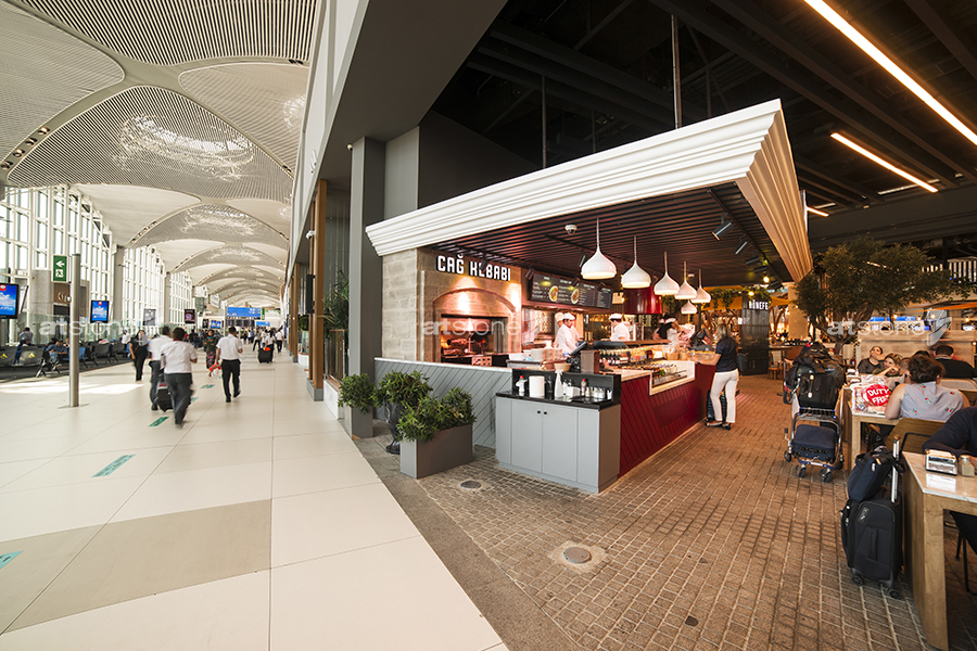 Tadında Anadolu | Dış Hatlar Terminali