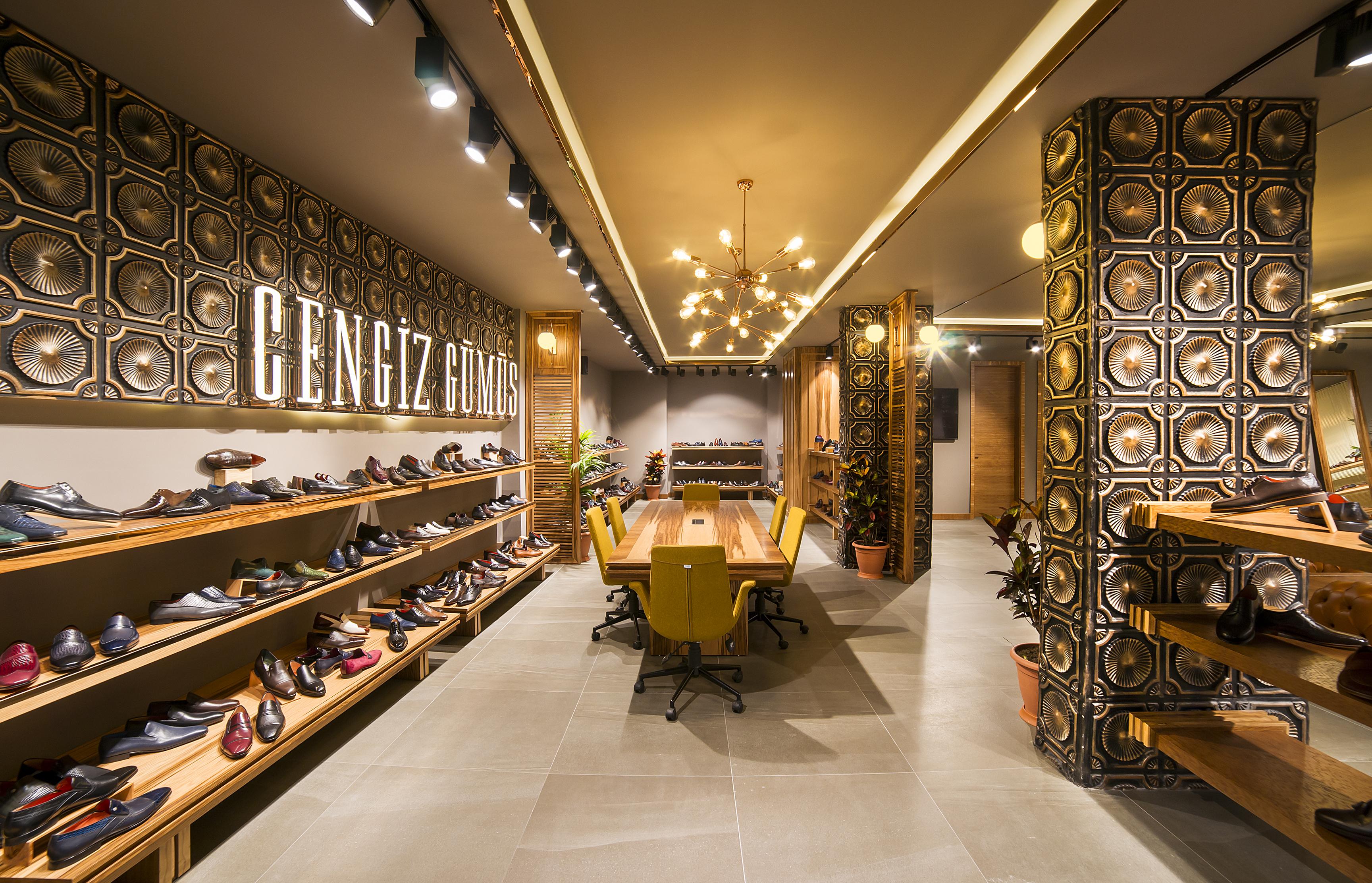 Cengiz Gümüş Ayakkabı