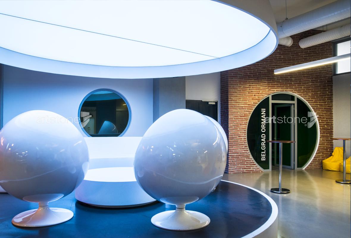 Ladrillo, Google Dome