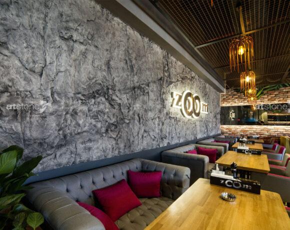 kaya-gorunumlu-duvar-paneli-kafe-dekorasyon